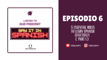 learn spanish effectively